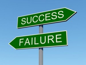 WHY FAILURES ARE A GOOD THING