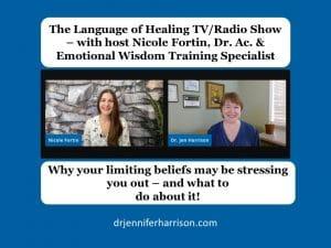 THE LANGUAGE OF HEALING TV/RADIO SHOW